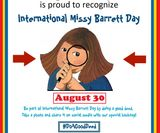 International Missy Barrett Day